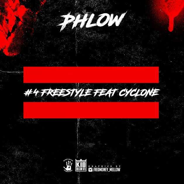 "Phlow - ""Freestyle"" Feat. Cyclone #PhlowFriday [Audio]"