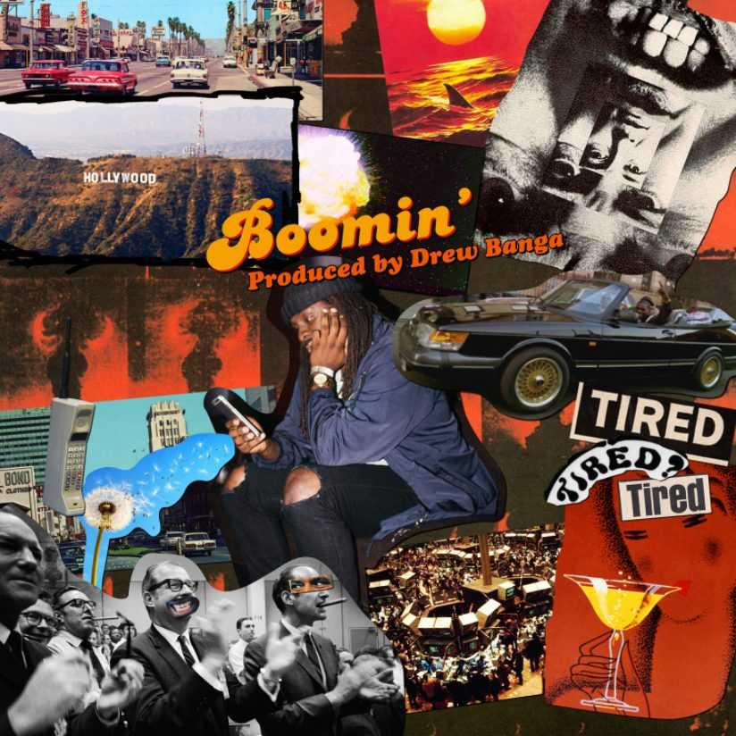 Rexx Life Raj - Boomin [Audio]