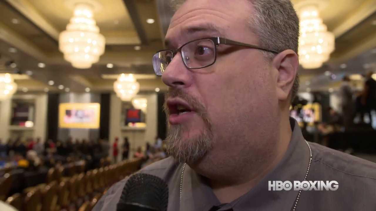 HBO Boxing News: Media Talk Kovalev (HBO Boxing)