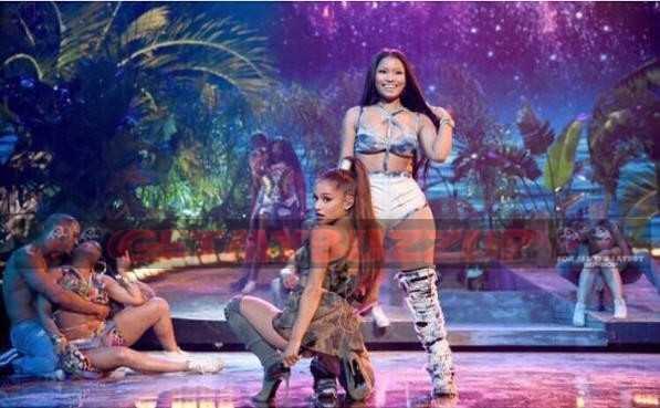 Keke Palmer, Ariana Grande, Lady Gaga, Nicki Minaj & More Attend the 2016 American Music Awards [Photos & Video]