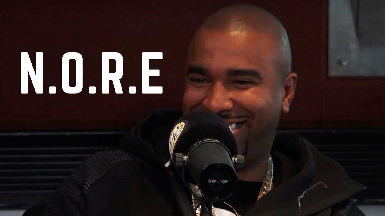 Nore Comes Through Ebro In The Morning Dropping Motivational Gems