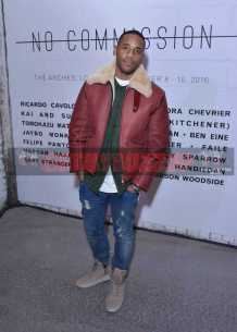 LONDON, ENGLAND - DECEMBER 08: Reggie Yates attends The Dean Collection X Bacardi Present No Commission: London on December 8, 2016 in London, England. (Photo by David M. Benett/Dave Benett/Getty Images for Getty Images) *** Local Caption *** Reggie Yates