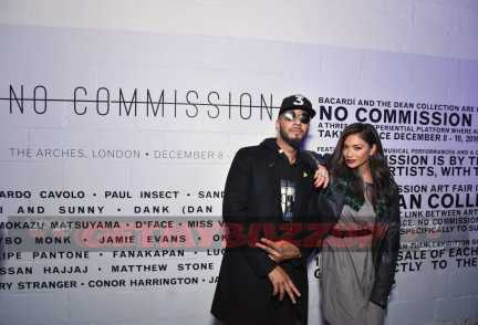 LONDON, ENGLAND - DECEMBER 08: Swizz Beatz and Nicole Scherzinger attend The Dean Collection X Bacardi Present No Commission: London on December 8, 2016 in London, England. (Photo by David M. Benett/Dave Benett/Getty Images for Getty Images) *** Local Caption *** Swizz Beatz; Nicole Scherzinger