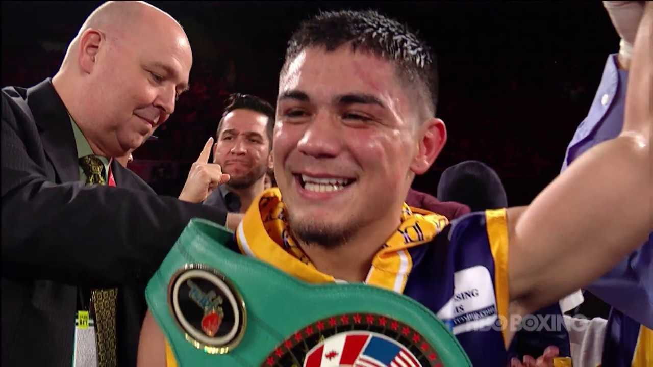 Joseph Diaz Jr. vs. Horacio Garcia: WCB Highlights (HBO Boxing)