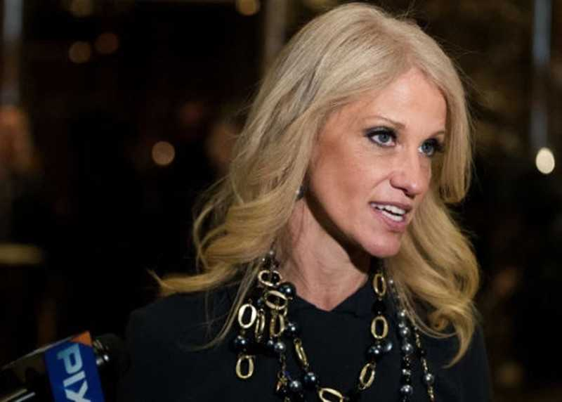 Kellyanne Conway Named as Trump's Presidential Counselor [News]
