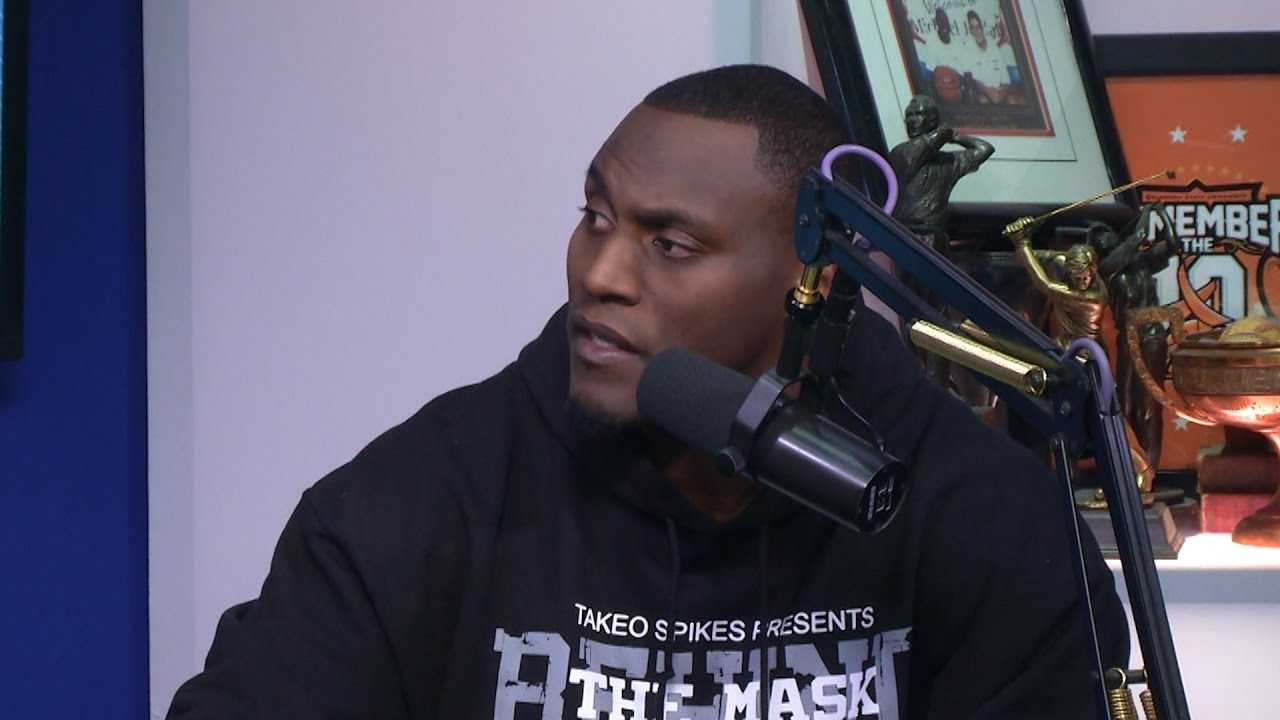 Gottlieb: Takeo Spikes talks NFC and AFC Championship