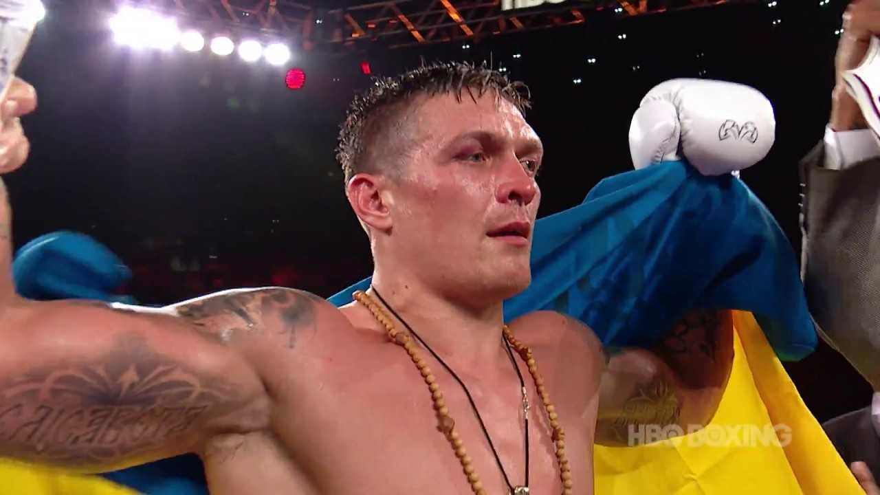Oleksandr Usyk vs. Thabiso Mchunu.: WCB Highlights (HBO Boxing)