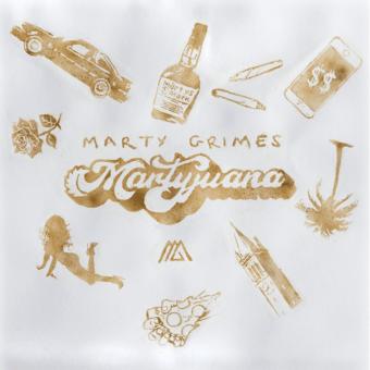 "Album Stream: Marty Grimes – ""Martyjuana"" [Audio]"