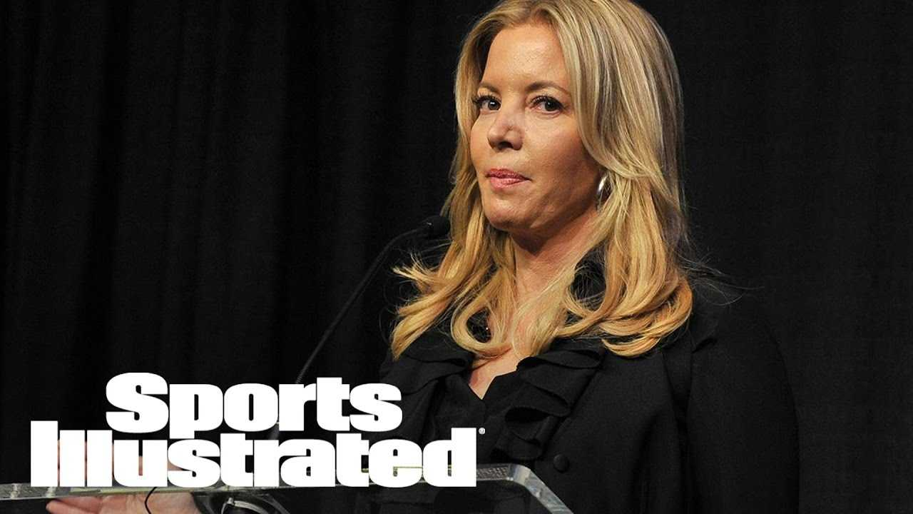 Lakers' Jeanie Buss Says She Waited Too Long To Fire Her Brother Jim   SI Wire   Sports Illustrated