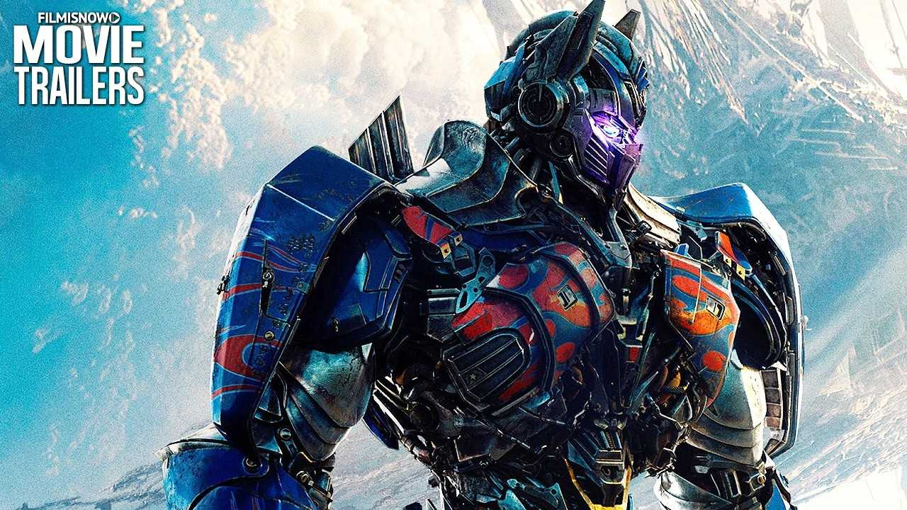 Transformers: The Last Knight | The world is dying in Super Bowl Big Game Trailer