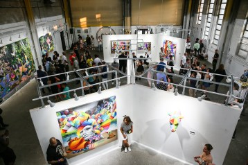 BACARDÍ and The Dean Collection Present No Commission : Art Performs in the Bronx