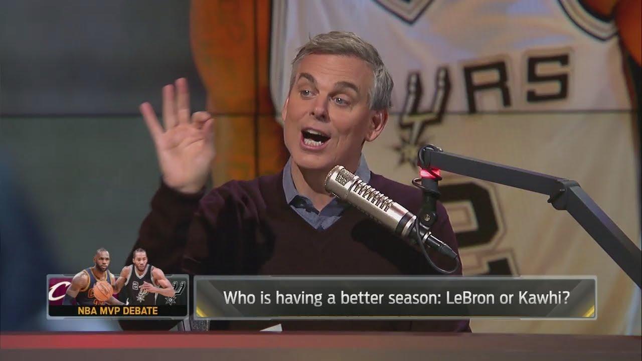 LeBron James or Kawhi Leonard - Who wins 2017 NBA MVP?   THE HERD