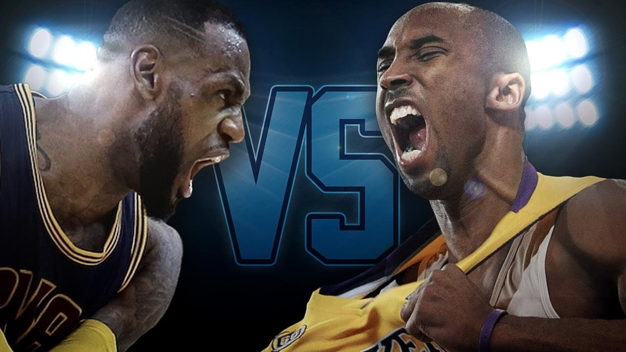 LeBron Vs. Kobe: Who is the BEST Player of the 21st Century?