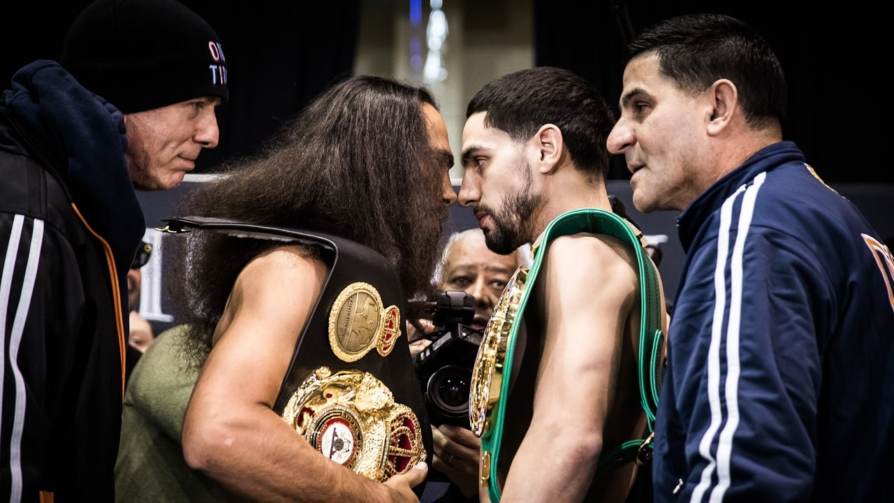 Thurman vs. Garcia: Weigh-In   March 4 on CBS