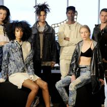 Presentation== True Religion Fall 2017 Preview== Milk Studios, NYC== March 30, 2017== ©Patrick McMullan== Photo - Owen Hoffmann/PMC== ==