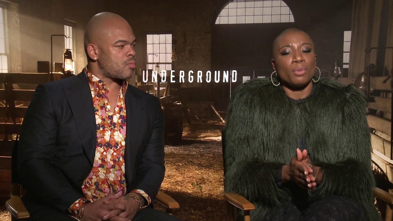 Director Anthony Hemingway and Aisha Hinds Talk To Blackfilm.com Underground Season 2