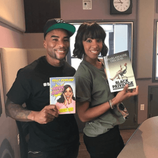 kelly rowland and Charlamagne