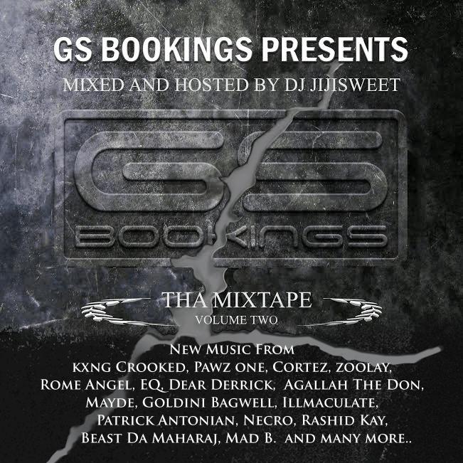 GSBookings Presents: The Mixtape Volume 2 [Mixtape]