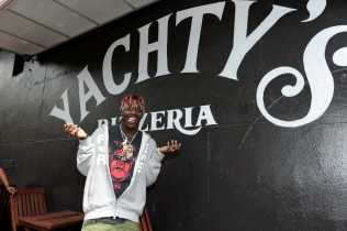 -New York, NY - 8/25/17- Yachty`s Pizzeria -PICTURED: Lil Yachty -PHOTO by: Startraksphoto.com -BDP_9349 Editorial - Rights Managed Image - Please contact www.startraksphoto.com for licensing fee Startraks Photo New York, NY For licensing please call 212-414-9464 or email sales@startraksphoto.com Image may not be published in any way that is or might be deemed defamatory, libelous, pornographic, or obscene. Please consult our sales department for any clarification or question you may have. Startraks Photo reserves the right to pursue unauthorized users of this image. If you violate our intellectual property you may be liable for actual damages, loss of income, and profits you derive from the use of this image, and where appropriate, the cost of collection and/or statutory damages.