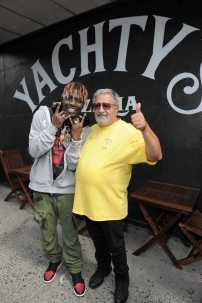 -New York, NY - 8/25/17- Yachty`s Pizzeria -PICTURED: Lil Yachty -PHOTO by: Startraksphoto.com -BDP_9354 Editorial - Rights Managed Image - Please contact www.startraksphoto.com for licensing fee Startraks Photo New York, NY For licensing please call 212-414-9464 or email sales@startraksphoto.com Image may not be published in any way that is or might be deemed defamatory, libelous, pornographic, or obscene. Please consult our sales department for any clarification or question you may have. Startraks Photo reserves the right to pursue unauthorized users of this image. If you violate our intellectual property you may be liable for actual damages, loss of income, and profits you derive from the use of this image, and where appropriate, the cost of collection and/or statutory damages.