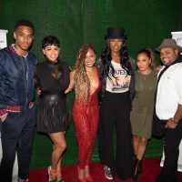 Adrienne Houghton, Kofi Siriboe, Y'lan Noel, Keith Powers Attend Rhyon Brown's Pretty Girl Screening