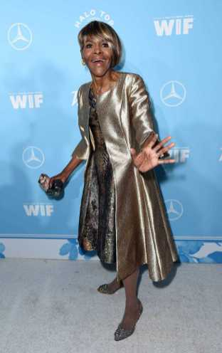 Mandatory Credit: Photo by Richard Shotwell/Variety/REX/Shutterstock (9064179fd) Cicely Tyson Variety and Women in Film Emmy Nominee Celebration, Arrivals, Los Angeles, USA - 15 Sep 2017