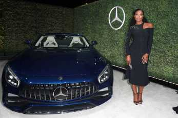 Mandatory Credit: Photo by Chelsea Lauren/Variety/REX/Shutterstock (9064185ef) Gabrielle Union Variety and Women in Film Emmy Nominee Celebration sponsored by Mercedes Benz, Los Angeles, USA - 15 Sep 2017