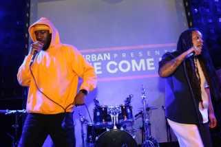 "Pineapple Citi performing ""Pepsi"" with Dougie F"