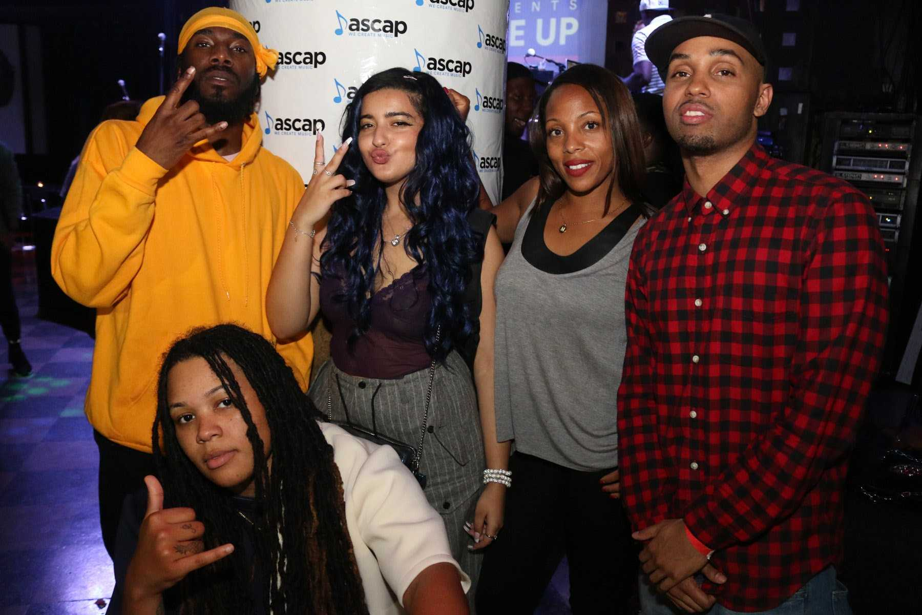 """Liana Banks, Dougie F Performed at ASCAP's """"ON THE COME UP"""" SHOWCASE IN NYC AT SOB'S"""