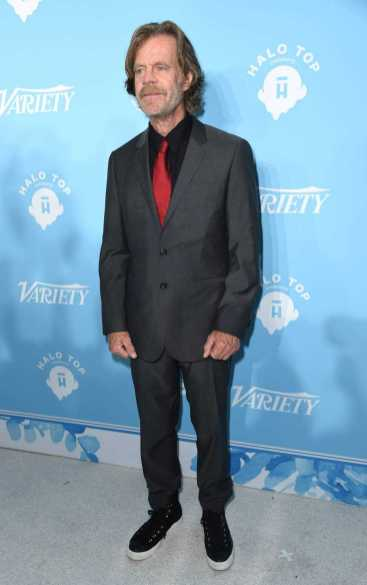 Mandatory Credit: Photo by Richard Shotwell/Variety/REX/Shutterstock (9064179dp) William H. Macy Variety and Women in Film Emmy Nominee Celebration, Arrivals, Los Angeles, USA - 15 Sep 2017
