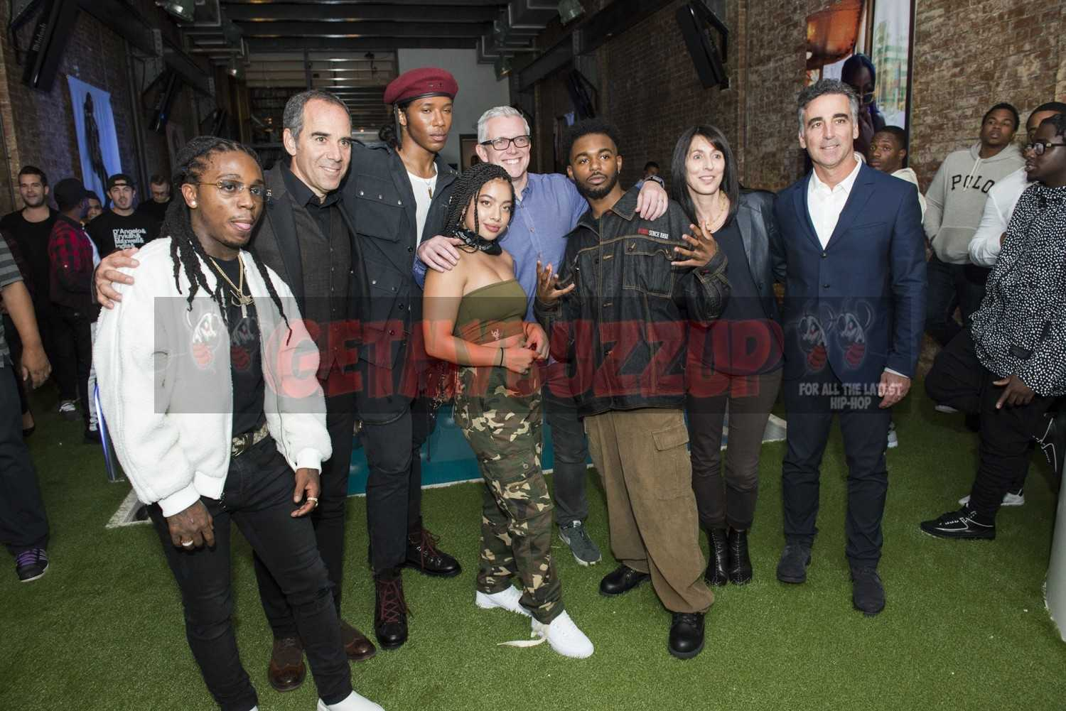 """JACQUEES, JUSTINE SKYE, KIANA LEDE, PRINCE CHARLEZ & MARCO MCKINNIS PERFROMED AT REPUBLIC RECORDS & MCINTOSH GROUP'S """"DIRECT CONNECTION"""" SERIES R&B SHOWCASE [PHOTOS]"""