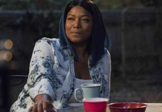 """STAR: Queen Latifah in the """"Insecure"""" episode of STAR airing Wednesday, Oct. 4 (9:00-10:00 PM ET/PT) on FOX. ©2017 Fox Broadcasting Co. CR: Wilford Harewood/FOX"""