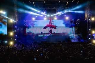 The Festival Crowd (Credit: Nasser Boulaich)