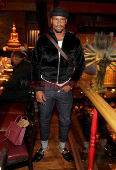 LOS ANGELES, CA - NOVEMBER 02: Jarret Janako attends The MVP Experience Launch Dinner hosted by The House of Remy Martin at Tao on November 2, 2017 in Los Angeles, California. (Photo by Jerritt Clark/Getty Images for Remy Martin)