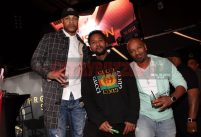 LAS VEGAS, NV - NOVEMBER 09: (L-R) Jay Claxton, Zaytoven, and Big Tigger attend The Remy Martin Producers Series Season 4 Finale on November 9, 2017 in Las Vegas, Nevada. (Photo by Johnny Nunez/Getty Images for Remy Martin)