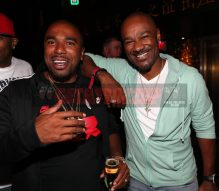 LAS VEGAS, NV - NOVEMBER 09: (L-R) Noreaga and Big Tigger attend The Remy Martin Producers Series Season 4 Finale on November 9, 2017 in Las Vegas, Nevada. (Photo by Johnny Nunez/Getty Images for Remy Martin)