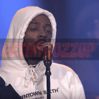 "GoldLink ft. Brent Faiyaz & Shy Glizzy Perform ""Crew"" Live [Tv]"