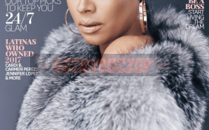 La La Anthony Graces Cover of Latina Magazine's Winter Issue…