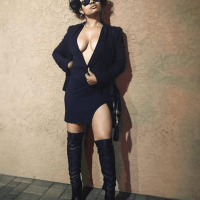 Kyla Pratt Shares Sexy Photo on IG [Photos]