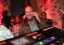 PARK CITY, UT - JANUARY 20: Common performs as The House of Remy Martin celebrates the APEX Social Club at the WanderLuxxe House with Common and Friends on January 20, 2018 in Park City, Utah. (Photo by Johnny Nunez/Getty Images for Remy Martin)
