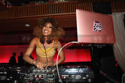 NEW YORK, NY - JANUARY 27: Kitty Cash performs at The House Of Remy Martin Presents The Culture Creators Pre-Grammy Party at Megu New York on January 27, 2018 in New York City. (Photo by Johnny Nunez/Getty Images for Remy Martin)