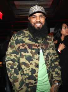 NEW YORK, NY - JANUARY 27: Stalley attends The House Of Remy Martin Presents The Culture Creators Pre-Grammy Party at Megu New York on January 27, 2018 in New York City. (Photo by Johnny Nunez/Getty Images for Remy Martin)