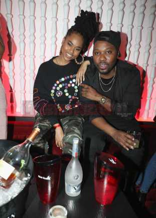 NEW YORK, NY - JANUARY 27: Bri Steves (L) and DJ Aktive The House Of Remy Martin Presents The Culture Creators Pre-Grammy Party at Megu New York on January 27, 2018 in New York City. (Photo by Johnny Nunez/Getty Images for Remy Martin)
