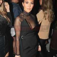 Kourtney Kardashian, Odell Beckham Jr., Pharrell Williams attend LIV on Sunday [Photos]