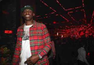 LOS ANGELES, CA - FEBRUARY 18: Al Harrington attends the LIV On Sunday For MVP Weekend event At Avenue Los Angeles Hosted By French Montana and presented By Remy Martin on February 18, 2018 in Los Angeles, California. (Photo by Johnny Nunez/Getty Images for Remy Martin)