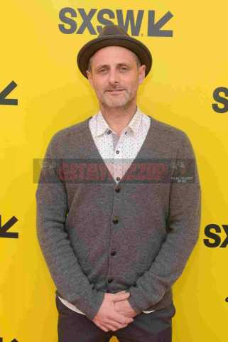 """AUSTIN, TX - MARCH 17: Director Gabriel Noble attends the red carpet premiere of """"Rapture"""" during SXSW 2018 at Paramount Theatre on March 17, 2018 in Austin, Texas. (Photo by Daniel Boczarski/Getty Images for Netflix) *** Local Caption *** Gabriel Noble"""