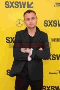 "AUSTIN, TX - MARCH 17: Salvatore Vona attends the red carpet premiere of ""Rapture"" during SXSW 2018 at Paramount Theatre on March 17, 2018 in Austin, Texas. (Photo by Daniel Boczarski/Getty Images for Netflix) *** Local Caption *** Salvatore Vona"