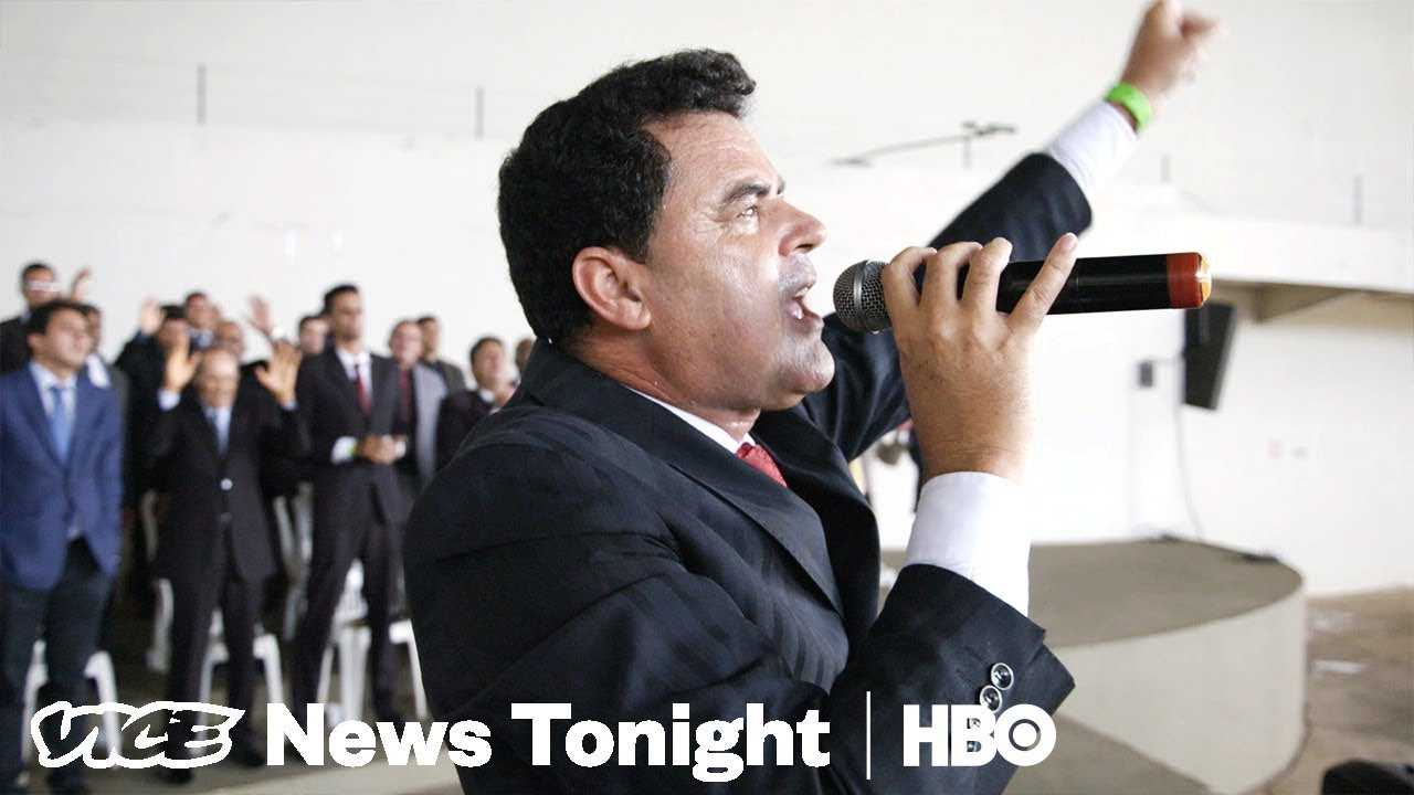 Brazil's Evangelical Far Right Could Elect The Country's Next President (HBO)