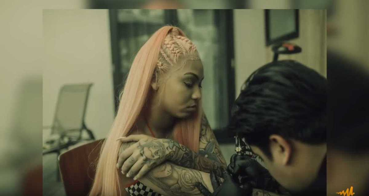 Cuban Doll Talks her First Tattoo [Interview]