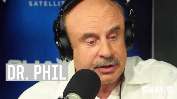 Dr. Phil Gives Advice on Parenting and Managing Mental Health Issues